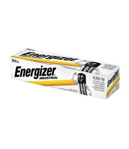 Energizer BATTERIJ IND 9V ALK 12STKS