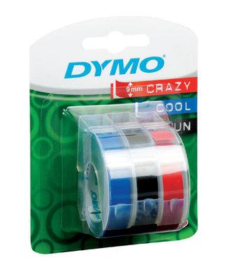 Dymo LTAPE 847750 9MM ROL ASS