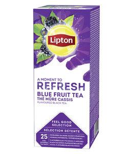 Lipton THEE REFRESH BLUE FRUIT 3X25STKS