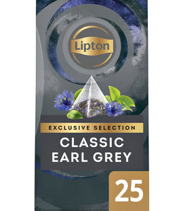Lipton THEE EXCL EARL GREY 25STKS