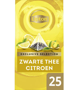 Lipton THEE EXCL CITROEN 25STKS