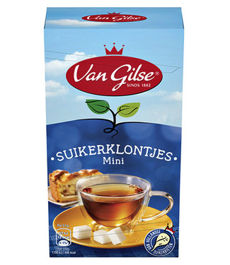 Van Gilse SUIKER KLONTJES MINI 500GR