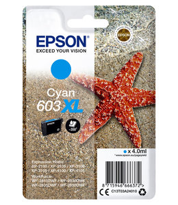 Epson INKCARTRIDGE 603XL T03A2 BL