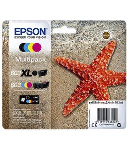 Epson INKCARTRIDGE 603 T03A9 ZW XL+3KL