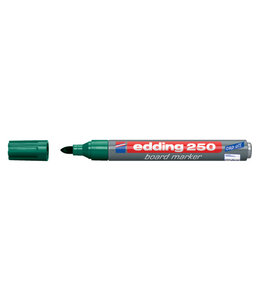 edding VILTSTIFT 250 ROND GN 10STKS