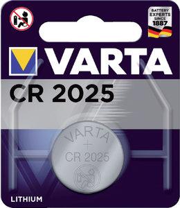 Varta BATTERIJ CR2025 LITHIUM