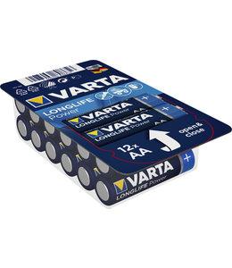 Varta BATTERIJ AA HIGH E BOX 12STKS
