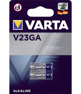 Varta BATTERIJ V23GA ALKALINE 2STKS