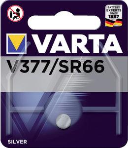 Varta BATTERIJ V377 HORLOGE