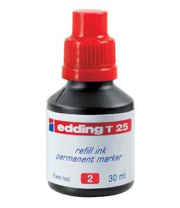 edding VILTSTIFTINKT T25 RD