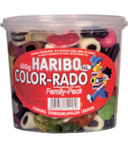 Haribo COLORADO 650GR