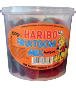 Haribo FRUITGOM MIX 650GR