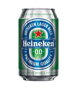 Heineken BIER 0.0 0.24BLIKJES 33L