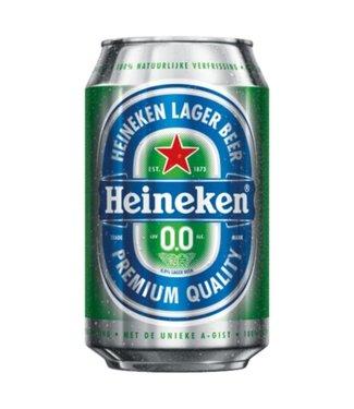 Heineken BIER 0.0 0.BLIKJES 33L