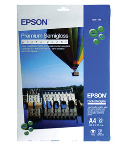 Epson FOTOPAPIER SO41332 A4 251GR 20V