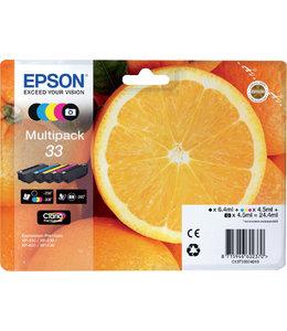 Epson INKCARTRIDGE 33 T3337 ZW+KL