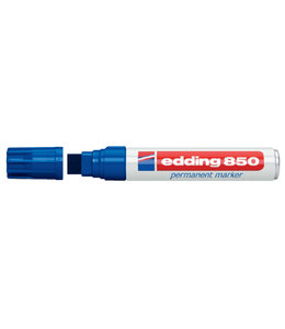 edding VILTSTIFT 850 BLOK BL