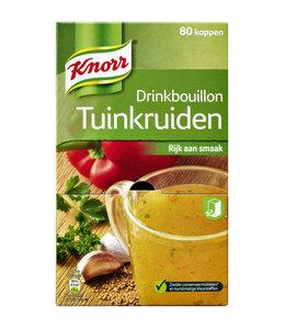 Knorr DRINKBOUILLON TUINKRUIDEN 80STKS
