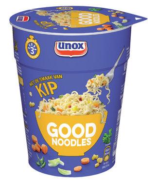 Unox GOOD NOODLES KIP 3STKS