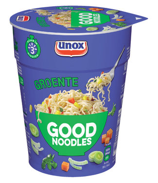 Unox GOOD NOODLES GROENTEN 3STKS