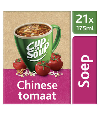 Unox CUP A SOUP CHINESE TOMAAT 21STKS