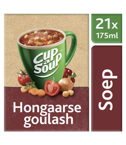Unox CUP A SOUP HONGAARSE GOULASH 21STKS