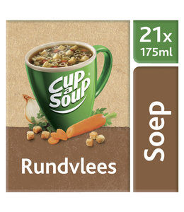 Unox CUP A SOUP RUNDVLEES 21STKS