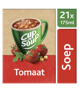Unox CUP A SOUP TOMAAT 21STKS