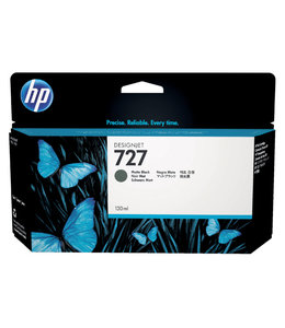 HP INKCARTRIDGE 727 - B3P22A HC MAT ZW