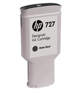 HP INKCARTRIDGE 727 - C1Q12A EHC MAT ZW