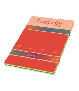 Fastprint KOPIEERPAP A4 160GR 10KL 50V
