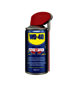 WD-40 SPRAY MULTI-USE SMART STRAW 300ML