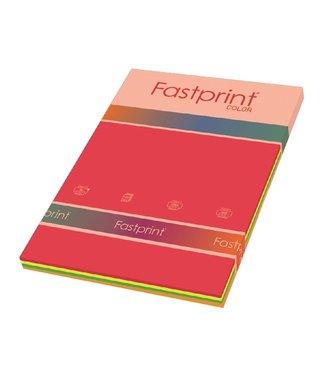 Fastprint KOPIEERPAPIER FP A4 80GR NE ASS 100V