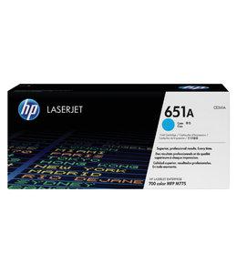 HP TONERCARTRIDGE 651A - CE341A 16K BL