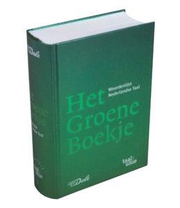 Van Dale GROENE BOEK NED
