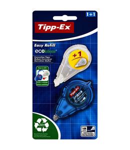 Tipp-ex CORRECTIEROL EASY 5MM 1+1