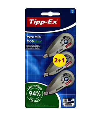Tipp-ex CORRECTIEROL MINI 5MM 2+1