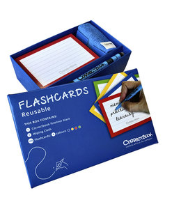 Correctbook FLASHCARD 144STKS