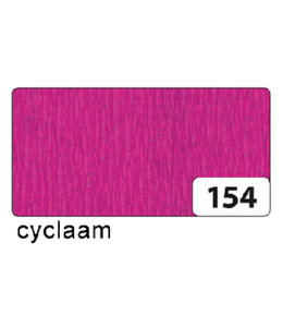 Folia Paper CREPEPAPIER 250X50CM CYCL 10STKS