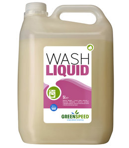 Greenspeed WASMIDDEL WASH VLOEIBAAR 5L