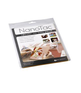 Nano Tac LIJMVEL HOBBY A4 FOLIE 10VEL