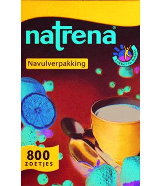Natrena ZOETJES NAVULLING 800STKS