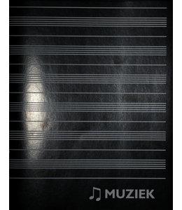 Office MUZIEKSCHRIFT A5 80GR 36BLZ 3STKS