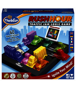 Ravensburger SPEL RUSH HOUR