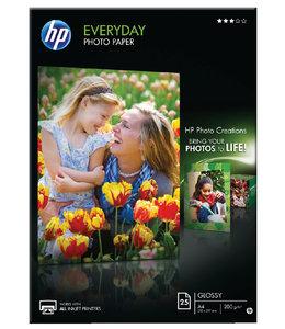 HP FOTOPAPIER Q5451A A4 200GR 25VEL