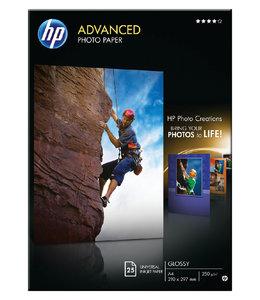 HP FOTOPAPIER Q5456A A4 250GR 25VEL