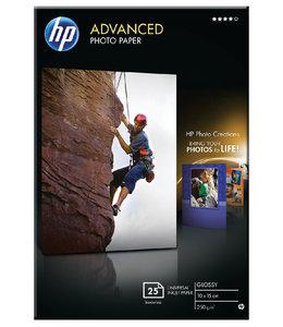 HP FOTOPAPIER Q8691A 10X15 250GR 25VEL