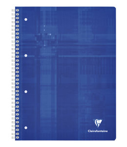 Clairefontaine COLLEGEBLOK A4+ 4G ASSORTI 5X5 5STKS