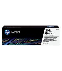 HP TONERCARTRIDGE 201X - CF400X 2.8K ZW