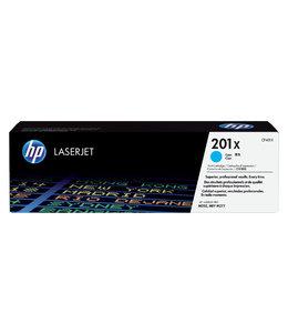 HP TONERCARTRIDGE 201X - CF401X 2.3K BL